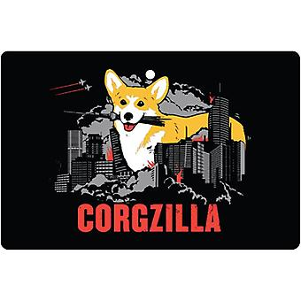Corgzilla Car Air Freshener