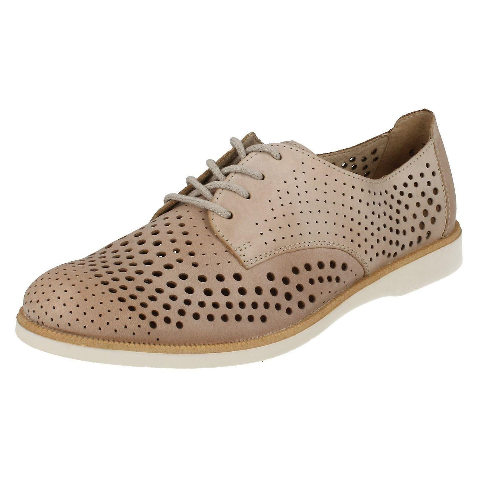 Mesdames Remonte Smart Casual Lace Up chaussures R0403