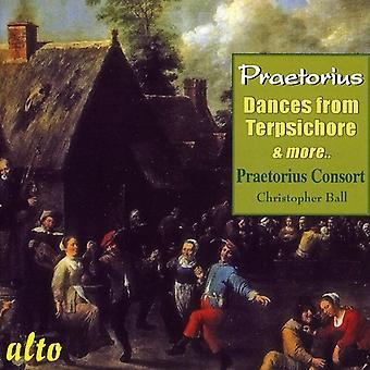 M. Praetorius - Praetorius: Dances From Terpsichore & More [CD] USA import