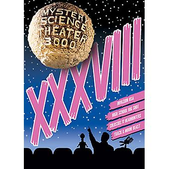 Mystery Science Theater 3000 : Importer des USA Xxxviii [DVD]