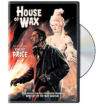House of Wax (1953) [DVD] USA import