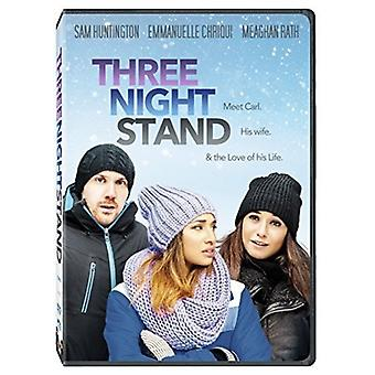 Tre Night Stand [DVD] USA import