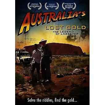 Australias tabte guld [DVD] USA importerer