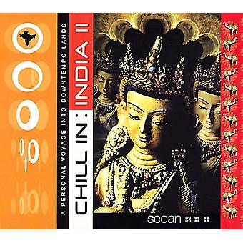 Chill Sessions - Chill Sessions: Vol. 2-Chill in India [CD] USA import