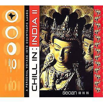 Chill sessioner - Chill sessioner: Vol. 2-Chill i Indien [CD] USA import