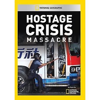Hostage Crisis Massacre [DVD] USA import