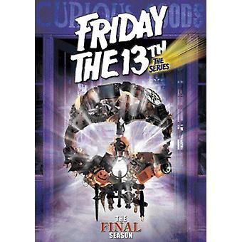 Venerdì il 13 °-la serie - venerdì 13: importazione USA stagione 3 [DVD]