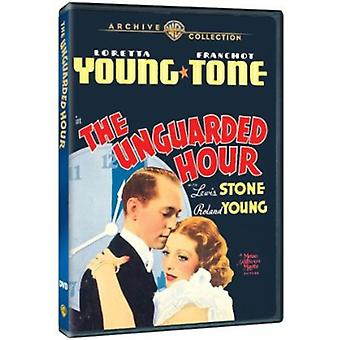 Unguarded Hour (1936) [DVD] USA import