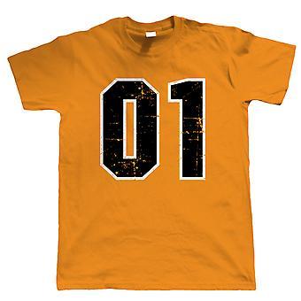 Lader No. 1, Mens Amerikaanse Muscle Car T Shirt