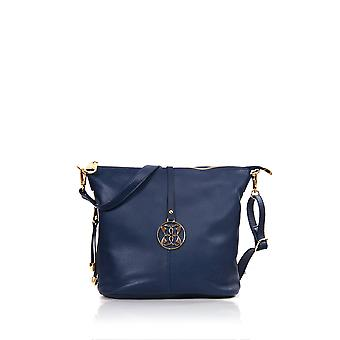 Cartmel Across Body Bag in Navy