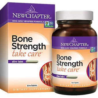 New Chapter Bone Strength Take Care Tablets 120 Ct