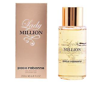 Gel de ducha señora millones