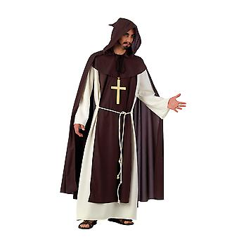Cape cloak hooded Cape men's costume cowl