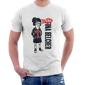 Butts Tina Belcher Bobs Burgers Men's T-Shirt