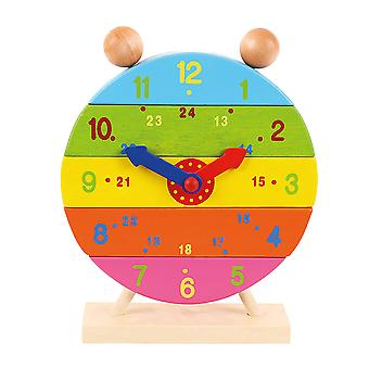Bigjigs Toys Stacking Clock