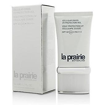 La Prairie cellulære schweiziske UV beskyttelse slør SPF50 PA +++ - 50ml/1.7 oz