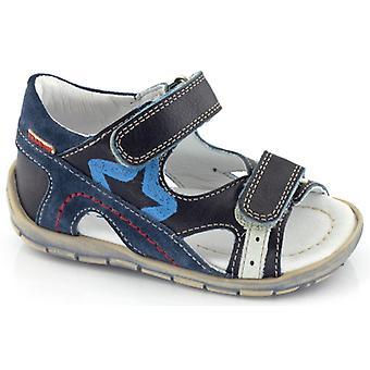 Froddo G2150021 chłopców Open Toe Sandal niebieski