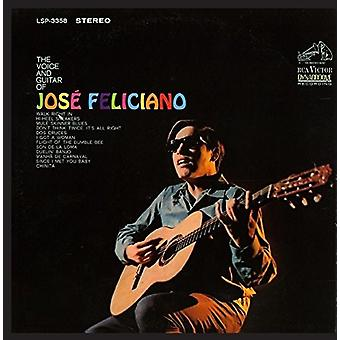 Jose Feliciano - Voice and Guitar of Jose Feliciano [CD] USA import