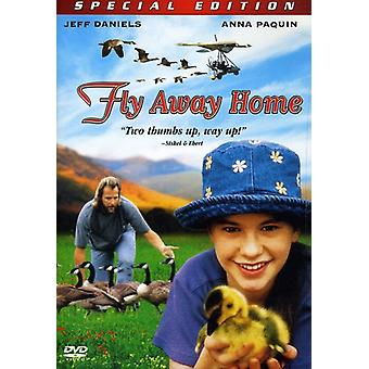 Fly Away Home [DVD] USA import