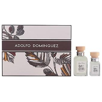 Adolfo Domínguez Case Fresh Water (120 ml Cologne Spray + 30 ml Cologne Spray)