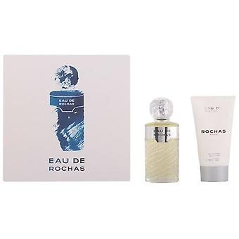 Rochas Eau De Toilette 100Ml Vapo. + Body 150ml