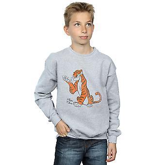 Disney Boys The Jungle Book Classic Shere Khan Sweatshirt