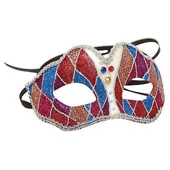 My Other Me Harlequin mask (Costumes)