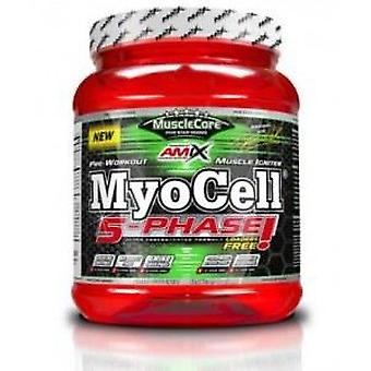 Amix Myocell 5 Phase 500 gr (Sport , Proteins , Proteins and carbohydrates)