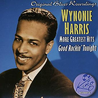 Wynonie Harris - More Greatest Hits [CD] USA import