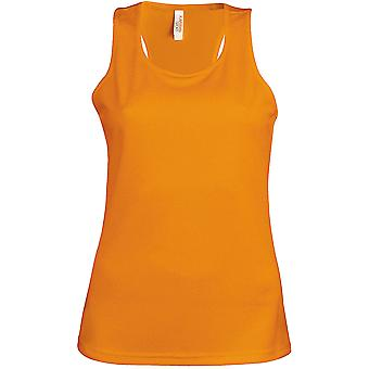 Kariban Proact Womens/Ladies Sleeveless Sports / Training Vest
