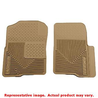 Husky Liners 51233 Tan Heavy Duty Floor Mats   FITS:FORD 2003 - 2014 EXPEDITION