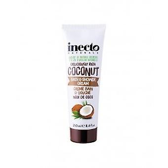 Inecto - Naturals kokos bad & Shower creme