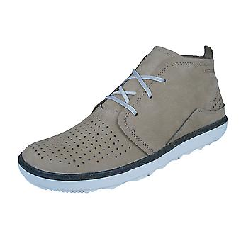 Merrell Around Town Chukka Air Womens Leather Boots - Tan
