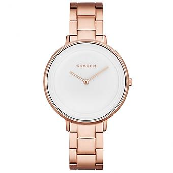 Skagen Skw2331 Ditte Rose Gold Stainless Steel Ladies Watch