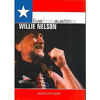 Willie Nelson - Live From Austin Tx [DVD] USA import