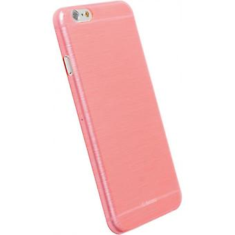 Krusell Frostcover For iPhone 6 Transparent-PINK