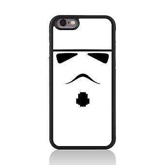 Call Candy Apple iPhone 7 Film Collection SW Trooper 2D Printed Case