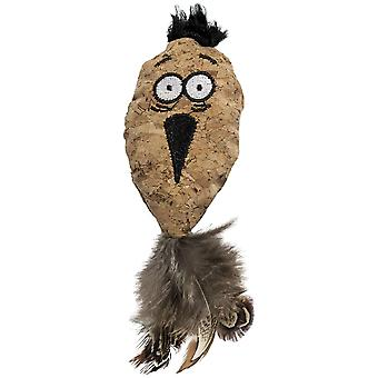 Ica Scared Cork (Cats , Toys , Plush & Feather Toys)
