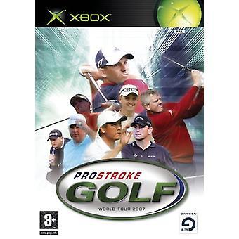 ProStroke Golf World Tour 2007 (Xbox)