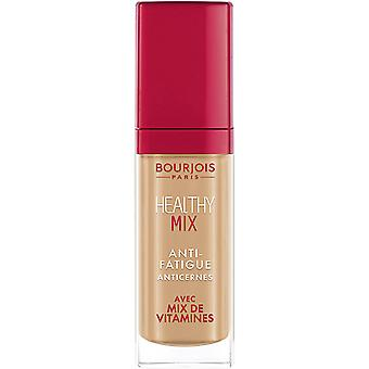 2 x Bourjois Healthy Mix Anti Fatigue Concealer 7.8ml Sealed - 56 Amber