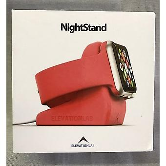Elevation lab NS-103 nightstand stand for Apple iWatch pink