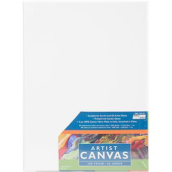 Pro Art Stretched Artist Canvas Twin Pack 2/Pkg-9