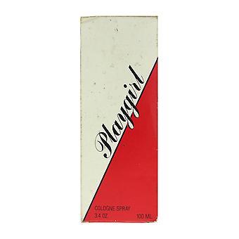 PlayGirl Perfume Playgirl Cologne Spray 3.4Oz/100ml In Box (Vintage)
