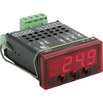 Greisinger GIR 230 NS Display and control installation device GIR 230 NS 4 - 20 mA/0 - 20 mA/0 - 10 V Assembly dimensions 22 x 45 mm