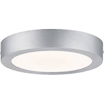 LED panel 15.5 W Warm white Paulmann Lunar 70654 Chrome (matt)