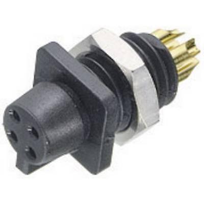 Binder 09-9792-30-05 Sub-miniature Circular Connector Series Nominal current (details): 3 A