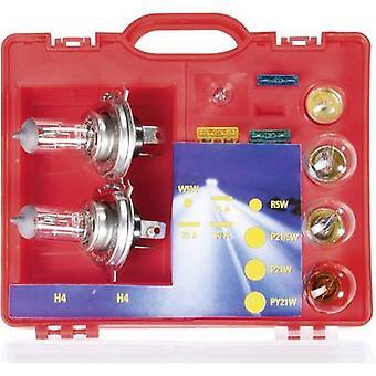 Unitec Assorted light bulbs Standard H4 60/55 W