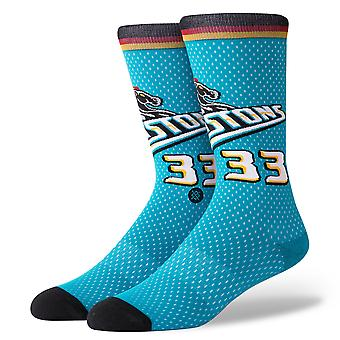 Stance Pistons 96 HWC NBA Socks - Blue