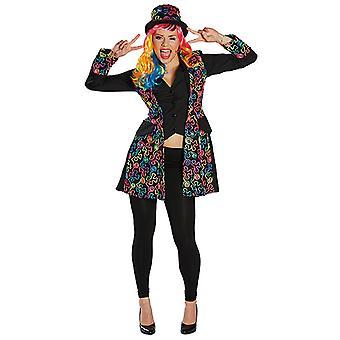 Freaky dandy 80s neon kostume til kvinder