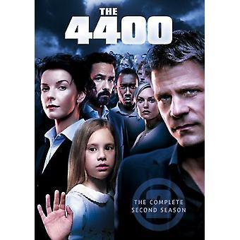 4400 - 4400: season 2 importação EUA [DVD]